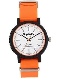 Superdry Analog White Dial Unisex Watch - SYG197O
