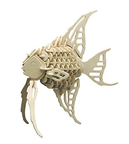Donau M852-2 Elektronik - Figura Decorativa de Madera de pez