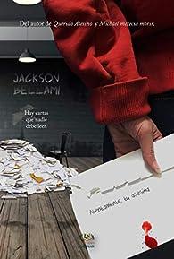 Atentamente, tu asesina par Jackson Bellami
