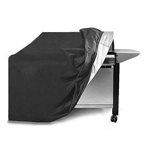 Portable Outdoor Campingzubehör Oxford Stoff BBQ Grill Gas Grill Abdeckung wasserdicht schwarz Verschiedene Größen erhältlich UV-Schutz (Größe : XXL) - Grill-gas-portable Bbq