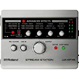 Roland UA-4FXII USB-Audio-Interface für Webcasting Stream Station