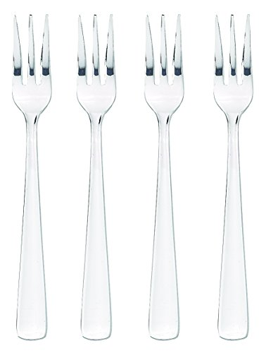 HIC Oyster Fork, Set of 4 5.5