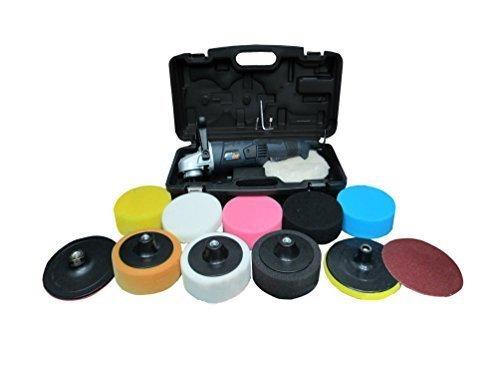 Sliverline PowerStorm® - Auto-Poliermaschine 129659-180 mm Polierhaube - mit Zubehör