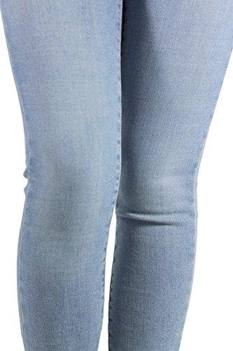 Levis - Levis - Jeans femme 711 RUGGED WINDS Bleu