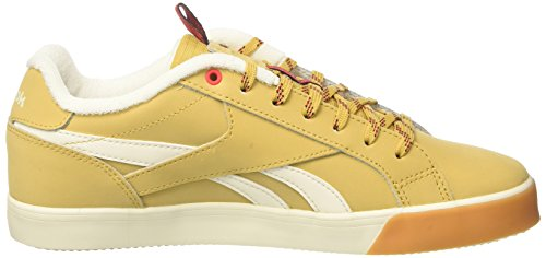 Reebok Herren Royal Complete 2lw Gymnastikschuhe Gold (Golden Wheat/dark Root/glow Red/chalk/gum)