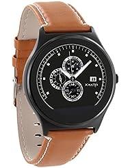 X-WATCH QIN XW PRIME II ultra slim Android und iOS Smartwatch – elegante Herren Smartwach
