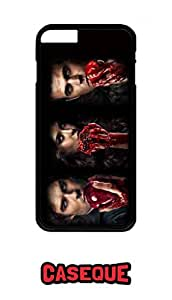 Caseque The Vampire Diaries! Back Shell Case Cover for Apple iPhone 6