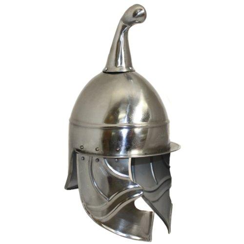 Urban Designs Antike Replik Antike Griechische Phrygian Hoplite Armor Helm Silber -