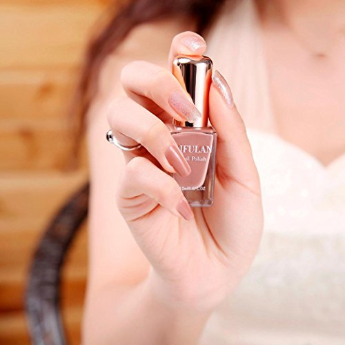 TAOtTAO 12 Farben Nagellack Beste Peelable Atmungsaktive Wasserbasierte Material Nail art Neu (H) - Nudeln Machen
