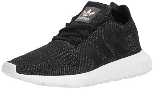 Preisvergleich Produktbild adidas Originals Women's Swift W Running-Shoes,core black/core black/white,5 M US