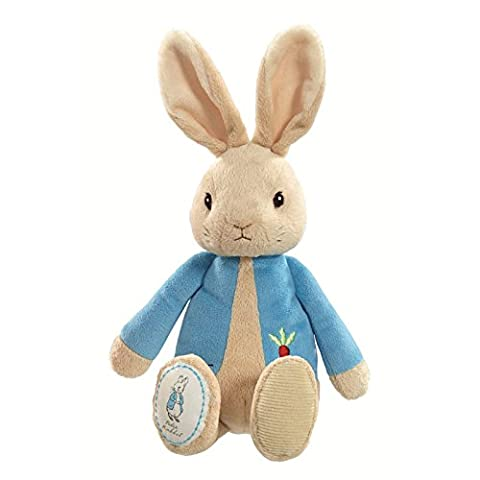 Peter Rabbit knuffel blauw 26cm
