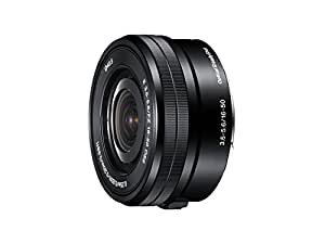 Sony Zoom Lens E Pz 16-50mm F3.5-5.6 OSS SELP1650