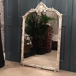 Ayers and Graces Delicate Arch Top Mirror (3ft 7