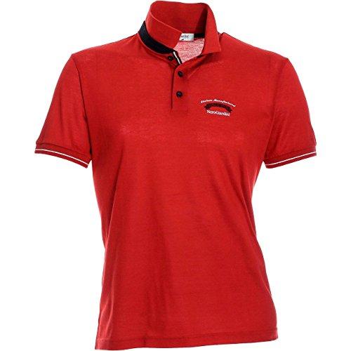 Nero Giardini polo P671312U 600 rosso P6 71312 U