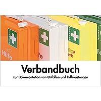 Söhngen 8001008 Verbandbuch DIN A5, grün preisvergleich bei billige-tabletten.eu