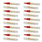 Dcolor 10 Bolsas x Luz Quimica Senalizacion 4cm para Pesca Nightlight