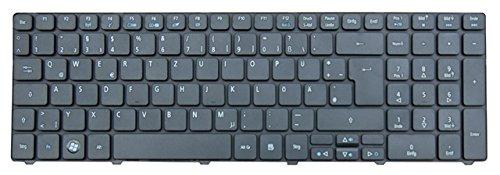 NExpert QWERTZ Tastatur für Acer Aspire 7741 7741G 7741Z 7741ZG 7745 7745G Series DE NEU (Acer Aspire 7741z Tastatur)