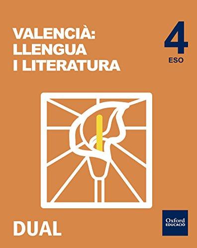 Inicia Dual Lengua Valenciana Y Literatura Libro Del Alumno4º ESO