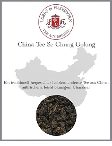 China Tee Se Chung Oolong 1kg