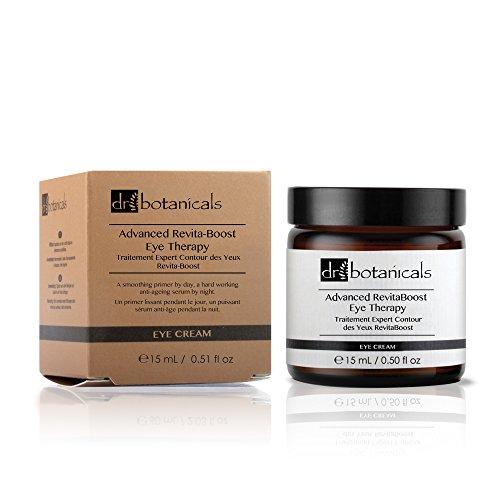 Dr Botanicals DBARET - Terapia para ojos avanzada revitalizante, 15 ml