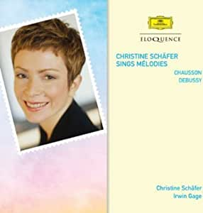 Christine Schaefer Sings French Melodie