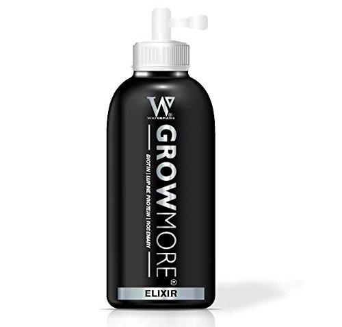 Dht Haarwachstum (Haarwuchsserum–Grow-More-Elixir von Watermans, 100ml–für Haarwachstum und Haarverdickung (nur für die Kopfhaut))