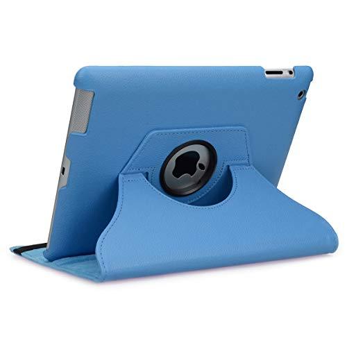 Doupi Deluxe Protección Funda para iPad 2 3 4