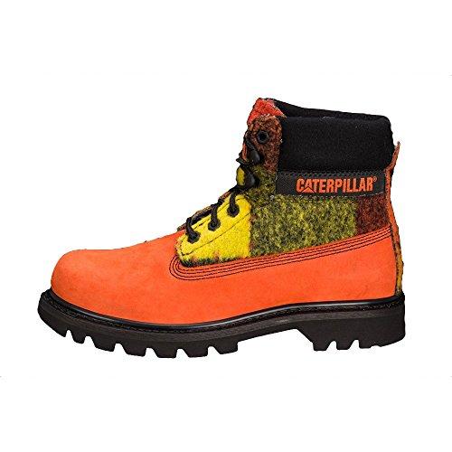 Caterpillar - Colorado Wool - P718914 - Colore: Arancione-Nero - Taglia: 46.0