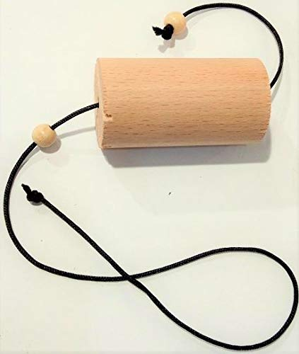 Pendulo Hebreo madera Haya (sin etiquetas)