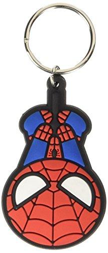 Pyramid International - Marvel Comics Portachiavi In Gomma Kawaii Spider Man 6 Cm