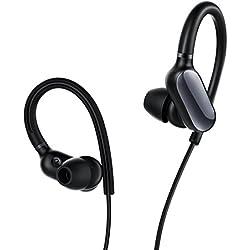 [Inalámbricos] Xiaomi Mi Sports auriculares Bluetooth in-ear auriculares estéreo auriculares con micrófono & a prueba de sudor para iPhone Android smartphones-mini versión (negro)