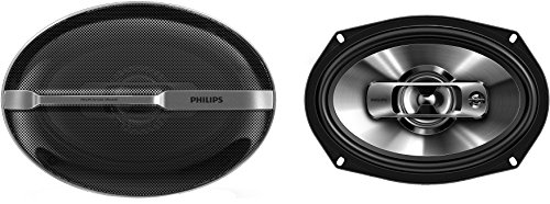 Philips PHICSP6911 - Altavoces coaxiales para coche