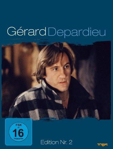 Gérard Depardieu Edition Nr. 2 [4 DVDs]
