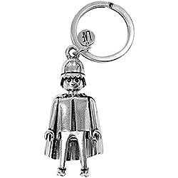 Llavero Playmobil caballero medieval tamaño grande (Producto Oficial).