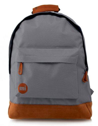 Mi-Pac Classic Rucksack Charcoal Grey