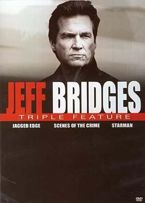 Jeff Bridges - Triple Feature (Jagged Edge / Scenes of the Crime / Starman) (Boxset)