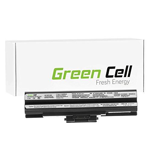 Green Cell® Standard Serie Laptop Akku für Sony Vaio PCG-7154M (6 Zellen...