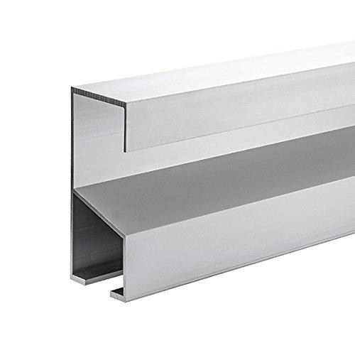 Beckmann Aluminium Fundament für Gewächshaus A5
