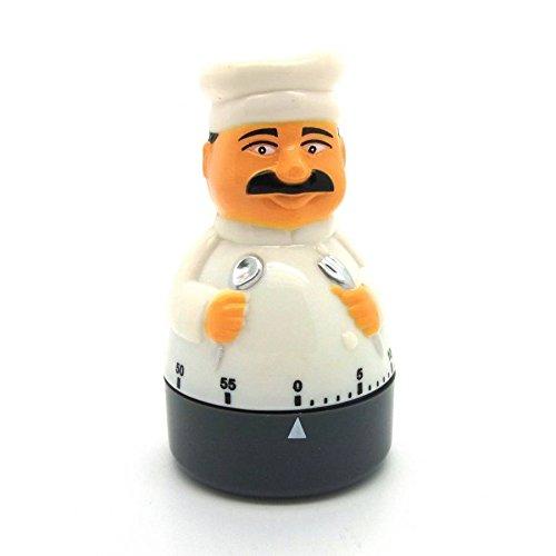 Eieruhr Kurzzeitmesser Wecker Küchentimer Küchenuhr Schaltuhr Timer Kochhilfe Chefkoch