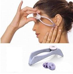 JERN Beauty Tool Manual Threading Face Facial Hair Remover Epilator Hair Removal Tool