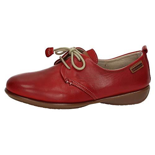 48 HORAS 910102/40 Blucher DE Piel Mujer Zapatos CORDÓN