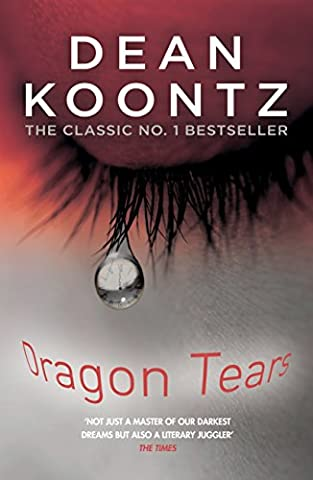 Dragon Tears: A thriller with a powerful jolt of violence and terror