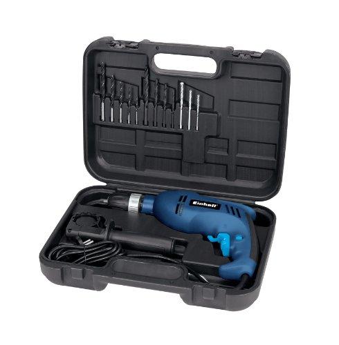 Einhell BT-ID 710 E Kit Schlagbohrmaschinen-Set - 2
