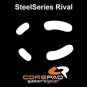 CorePad Skatez PRO 98 Mouse-Feet SteelSeries Rival