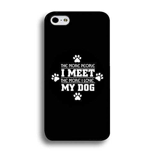 Iphone 6/6s 4.7 (Inch) Case,Fashion I Love My Dog Phone Case Cover for Iphone 6/6s 4.7 (Inch) Animal Dog Shell Cover Color217d