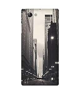 NYC Sony Xperia J Case