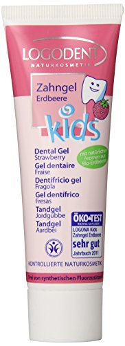 DENTIFRICO CHILDREN Erdbeer-Gel 50 ML