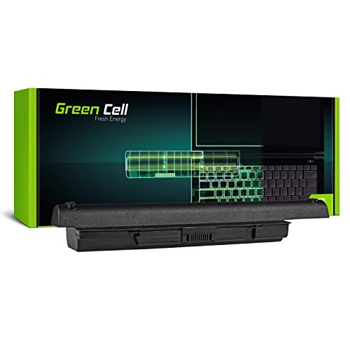 Green Cell Extended Serie PA3534U-1BRS Laptop Akku für Toshiba Satellite A200 A300 A500 L200 L300 L500 (9 Zellen 6600mAh 10.8V Schwarz)
