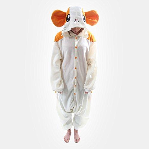 gurumi Onesie Jumpsuit (Erwachsene Hamster Kostüme)