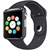 Well TechVivo V5 LiteCompatible Bluetooth Smart Watch Supports 3G, 4G SIM Wrist Watch Phone With Camera & SIM Card Support Hot Fashion New Arrival Best Selling Premium Quality Lowest Price With Apps Touch Screen, Multi Language With Android Ios